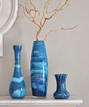 Aprenda a transformar vasos de vidro com um efeito arrasador