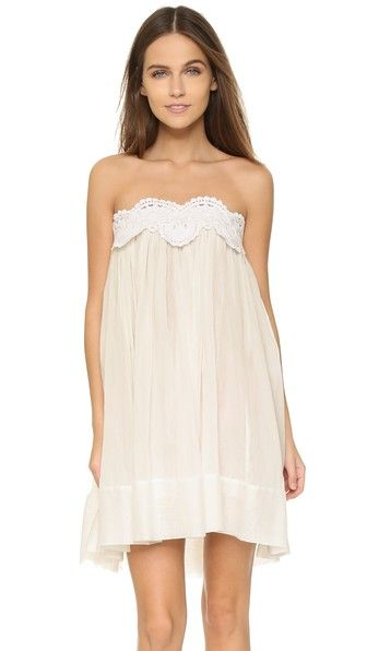 LILA.EUGENIE Grecian Mini Dress. Shopbop