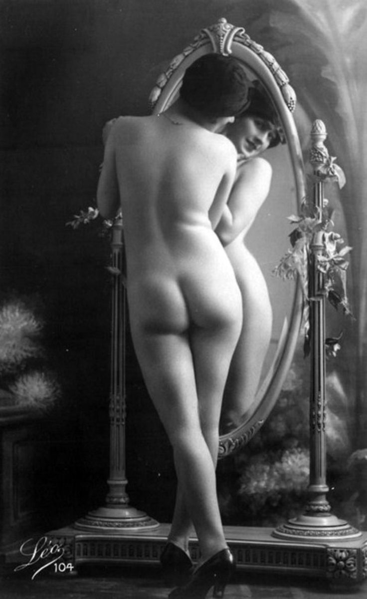 Exposed the victorian nude — img 2