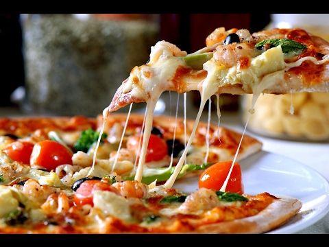 Pizza recipe in urdu