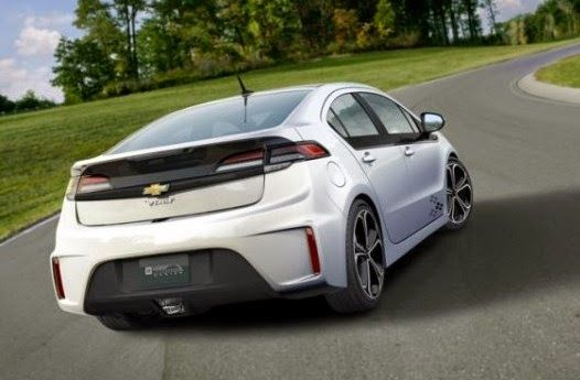 Second generation 2016 Chevy Volt