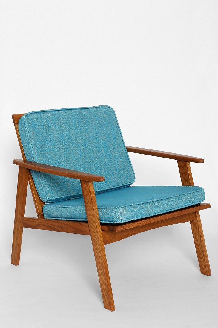 Bauer plantation chair - Dagmar Chair