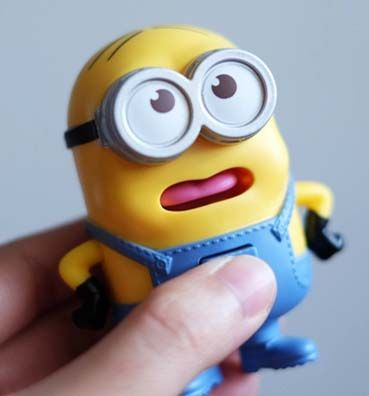 Happy Meal Minion 2017 Indonesia