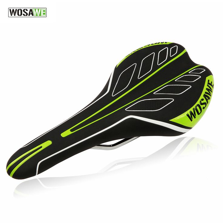 Find More Bicycle Saddle Information about WOSAWE Road Cycling Bicycle Saddle Imitation Leather Seat Mountain Bikes Parts Bicicleta comfortable Bike Seats*,High Quality bike air,China bike saddle seat Suppliers, Cheap bike seat hight from Bikepro Sports on Aliexpress.com