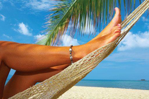 Tropical Beach Hammock | Tropical-beach-hammock | A BEACH ...