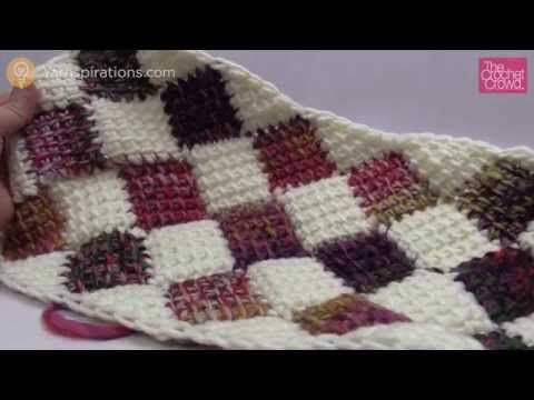 Learn To Crochet with free videos of techniques and projects. Mikey is the Creative Director and Video Host of The Crochet Crowd. He teaches crochet projects...