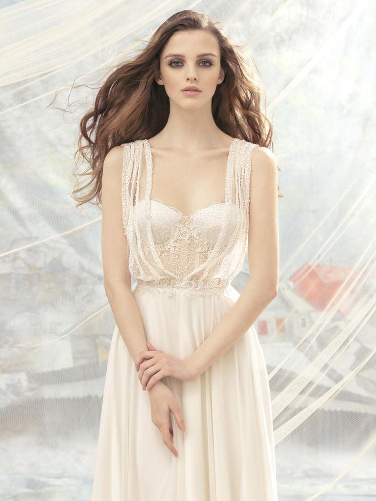 168 best wedding dresses sheath images on pinterest for Unique wedding dresses toronto