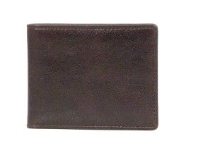 Kinsey 10150 Mens Brown Leather Wallet