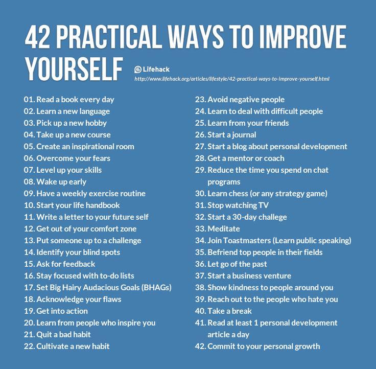 Improve Yourself Quotes Quotesgram