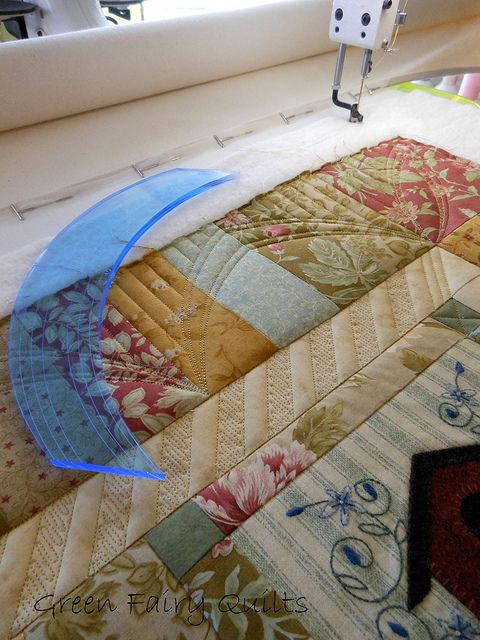 85 Best Quilting Long Arm Rulers Images On Pinterest