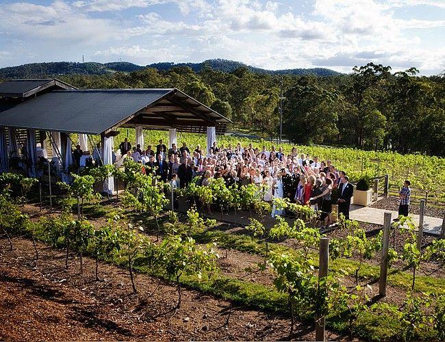 Sirromet Wines - Brisbane Wedding Ceremony Locations & Venues