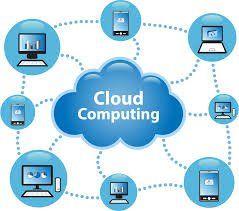 Cloud Computing merupakan sebuah teknologi penggunaan resource komputer dari sebuah perangkat melalui akses internet. Teknologi ini diangkat dari penggabungan teknologi komputer dengan jaringan internet. Fungsi dari komputasi berbasis awan ini adalah untuk menjalankan berbagai program aplikasi melalui komputer yang terkoneksi dengan internet. Sumber : http://www.infinyscloud.com/en/solutions/cloud-server