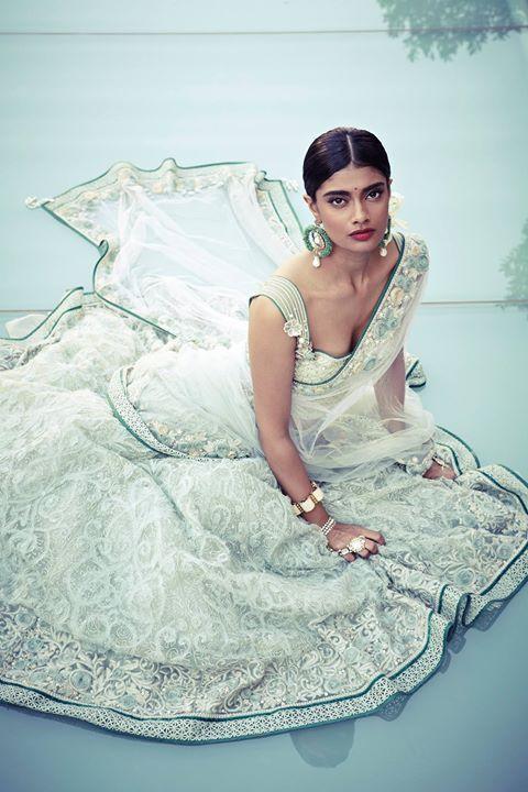 Bridal Inspiration: Tarun Tahiliani Spring/Summer 2014