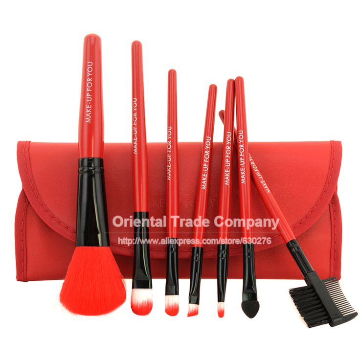 US $5.39 / piece バルク価格 送料: FreeCheap tool set mechanic, Buy Quality tool cookie cutter set directly from China tool toy set Suppliers: Makeup Tools 7 PCS Classical Makeup Brushes Set   Make up Brush set with Makeup Brushes Case   10 Colors!!