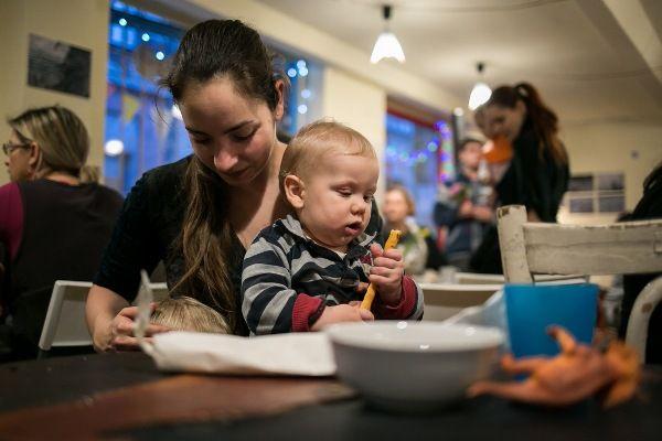 családbarát, gyerekbarát kávézó Budapesten