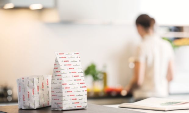 Bosch Packaging Technology and BillerudKorsnäs have developed what they claim is the world´s first sealed paper packaging.