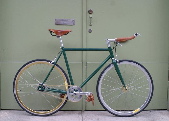 British Racing Green Bicycle / by Mission CO.