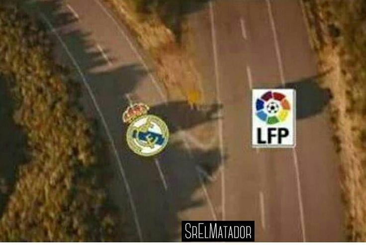 Resumen de la liga española en esta jornada. #RealMadrid #CR7 #Cristiano #Messi #FCBarcelona #LFP #Penaldo #SrElMatador http://www.srelmatador.com #Foto