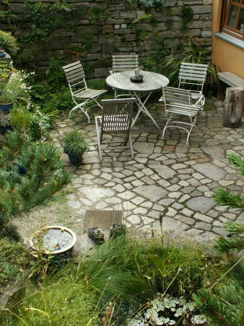 Naturgarten Terrasse
