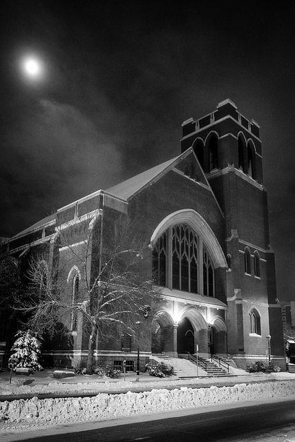 Presbyterian First Church, Edmonton, Alberta