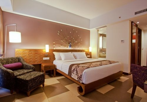 Deluxe Room at Sun Island Hotel Kuta #bali #balihotels #kuta #travel