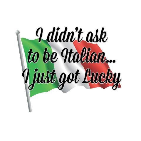 ~Italian. Lucky Duck