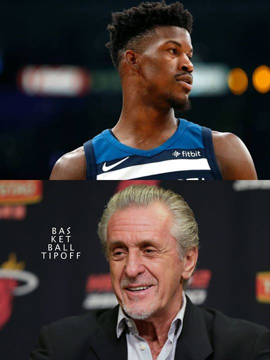 Breaking Jimmy Butler And His Agent Bernie Lee Have Informed Wolves Ownership That Miami Is Butler S Preferred Trade Destination Leag Nba News League Ny Times