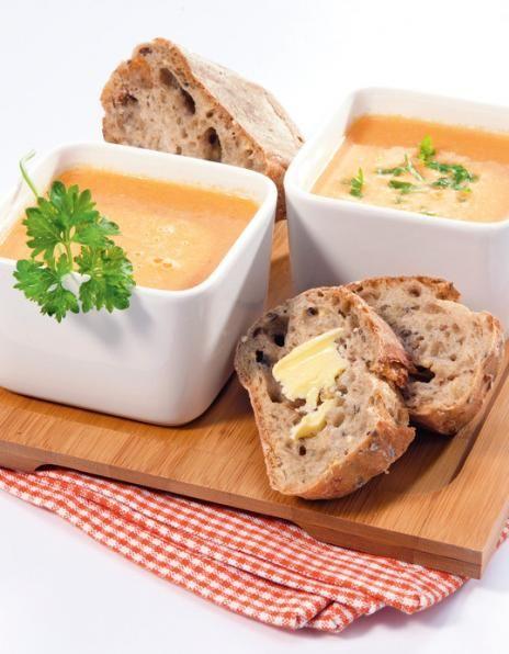 Keltainen porkkanasosekeitto | K-ruoka