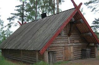 Stigfinnaren Arkeologi: Vikingahus i Orbaden