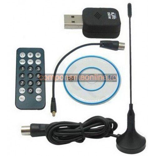 Tuner DVB-T pe USB - 200355