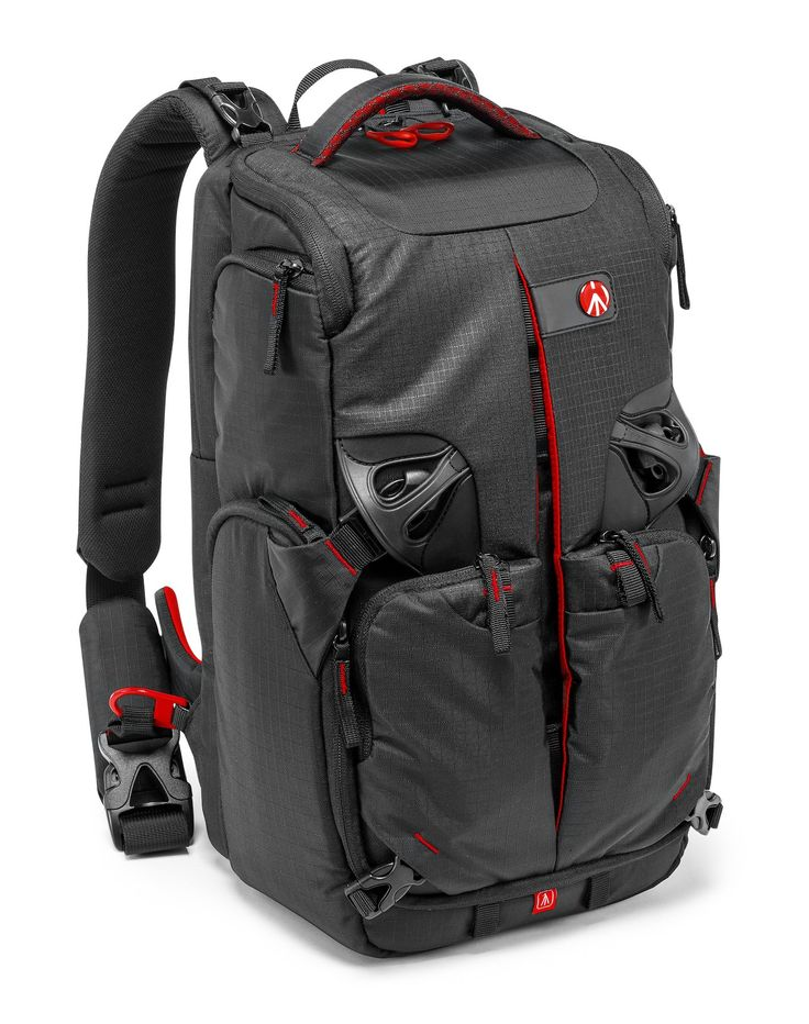 The Pro Light 3N1-25 PL camera backpack guarantees the fastest, split-second camera quick-draw options! This unique design goes way beyond a standard backpack. It offers three active carrying options in one, effortlessly morphing from right sling to backpack to left sling to x-position, to cater for the dynamic professional's every need. It's more than just a bag: it's a tool for professionals working on the move