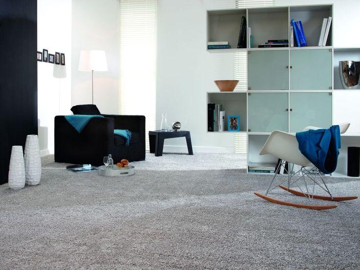 Brilliant - Hoogpolig tapijt, verkrijgbaar in verschillende kleuren. Lekker zacht. Heerlijk voor in woonkamers, slaapkamers, kinderkamers. Passend in elk interieur. Zowel landelijk, modern, klassiek.