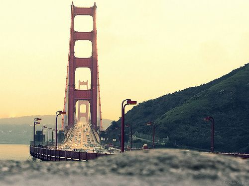 awesome SF pic of the Golden GateSan Francisco California, Bays Area, Golden Gate Bridge, Favorite Places, Golden Gates Bridges, The Bays, Sanfrancisco, The Bridges, Painting Ideas