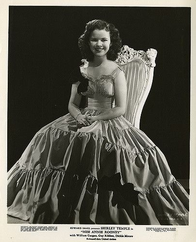 Shirley Temple - Photo by George Hurrell