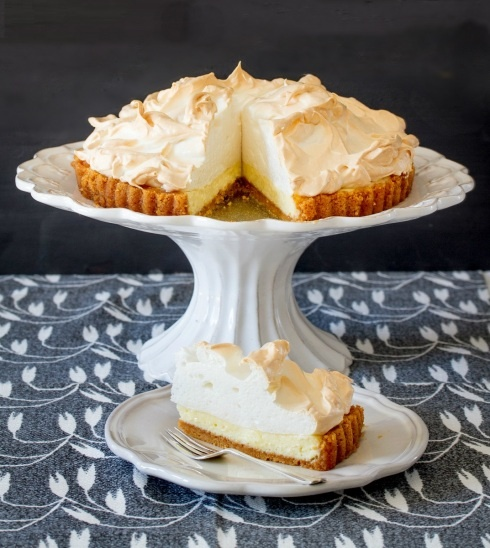 Lemon Meringue - a firm favourite on anyone's hips