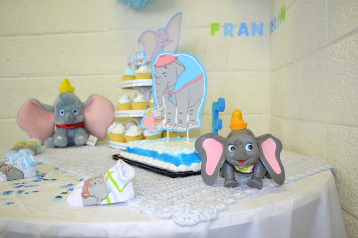 17 Best Images About Dumbo Baby Shower Diy And Crafts
