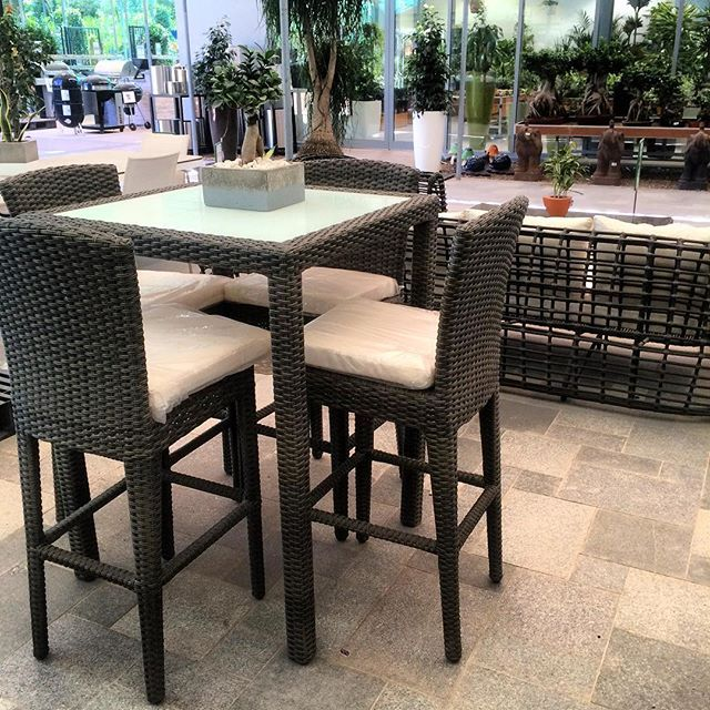the garden furniture which gives us ultimate al fresco vibes wwwacaciagardencentercom - Garden Furniture Dubai
