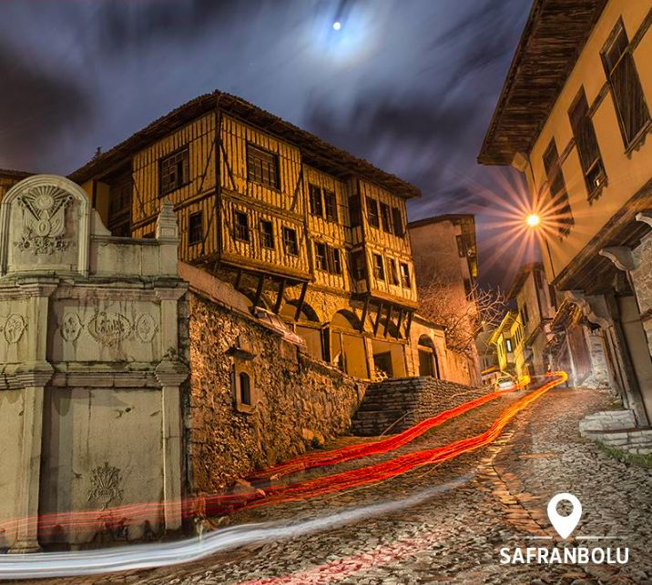 Safranbolu is an old, well preserved historical town, a UNESCO World Heritage Site, with an enchanting soul that makes you feel like you're dreaming!