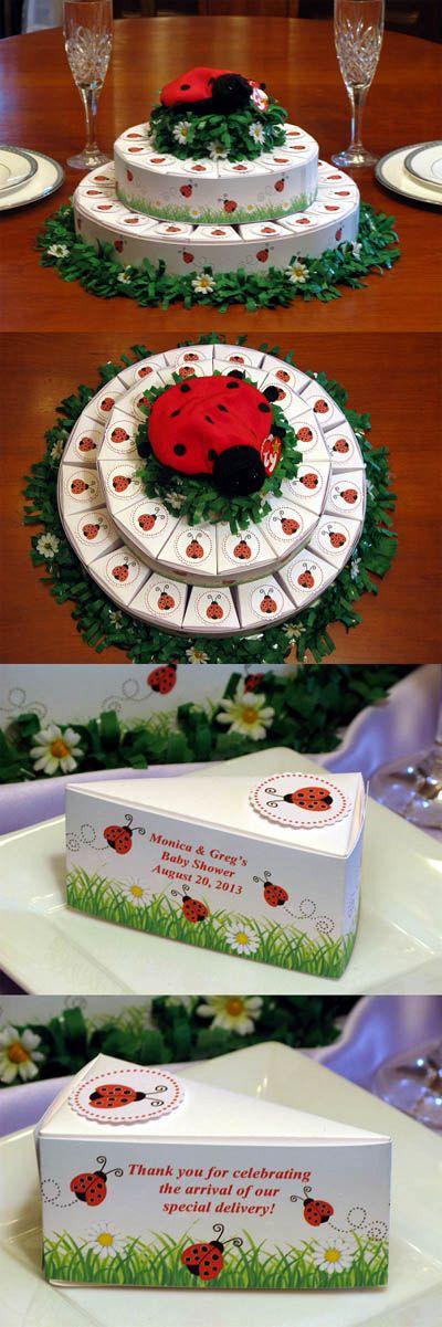 ladybug baby showers ladybug party lady bug birthday party favors