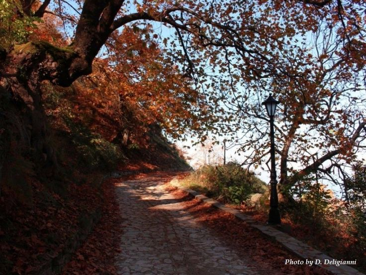 Old Panteleimon || Mainland Greece || Winter Destinations || definitelygreece.com