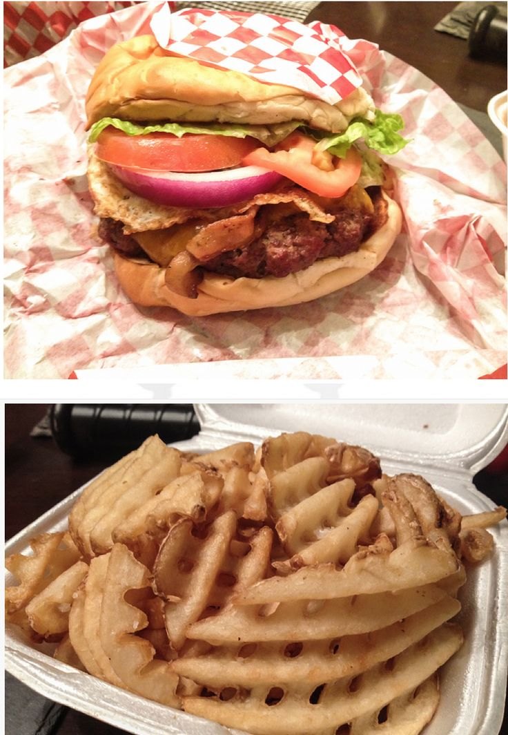 Food Truck Friday: Killer burgers and fries from the Stonehouse Wood Fire Grill >>> I wonder if they do veggie burgers too? I could really go for a food truck burger right now!
