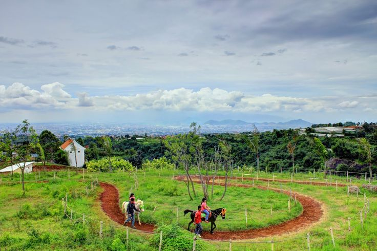 Travel in Note: Visit to Kampung Gajah Wonderland - North Bandung