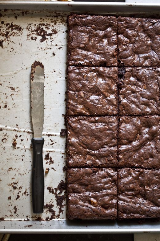 """""""Outrageous Brownies"""""""