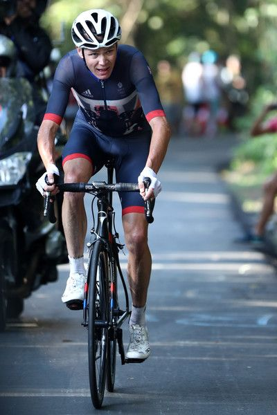 Chris Froome Men's Road Race Rio Olympic Games 2016  Getty Images