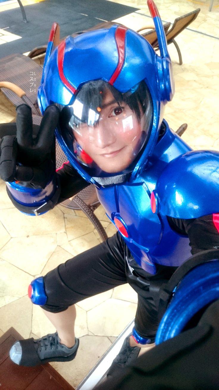 Hiro Hamada Cosplay - Flight Suit - Big Hero 6 by liui-aquino.deviantart.com on @DeviantArt