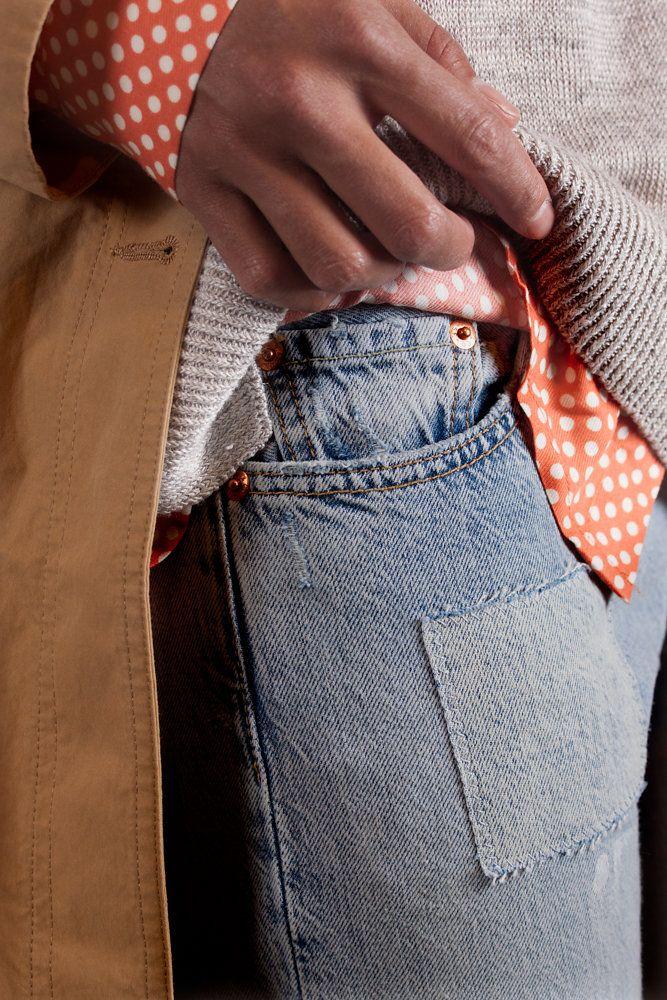 Jeans - Levis 501ct