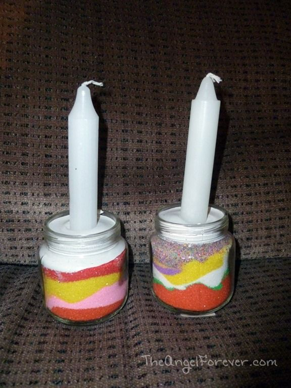 Time to light Shabbat candles