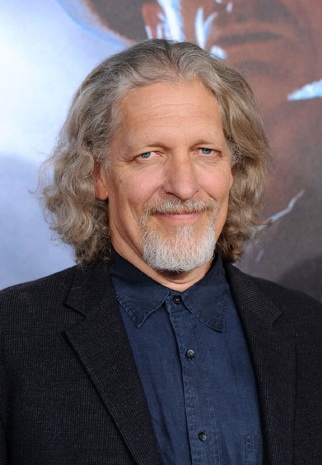 Clancy Brown was awesome on set.