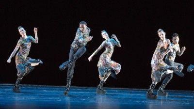 Theater Duisburg: Martin Schläpfer  Ballettabend b.31 feierte Premiere