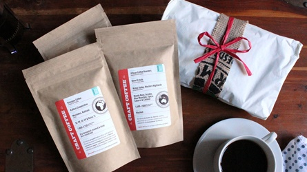 http://craftcoffee.com/ monthly gourmet coffee subscription - for Nate